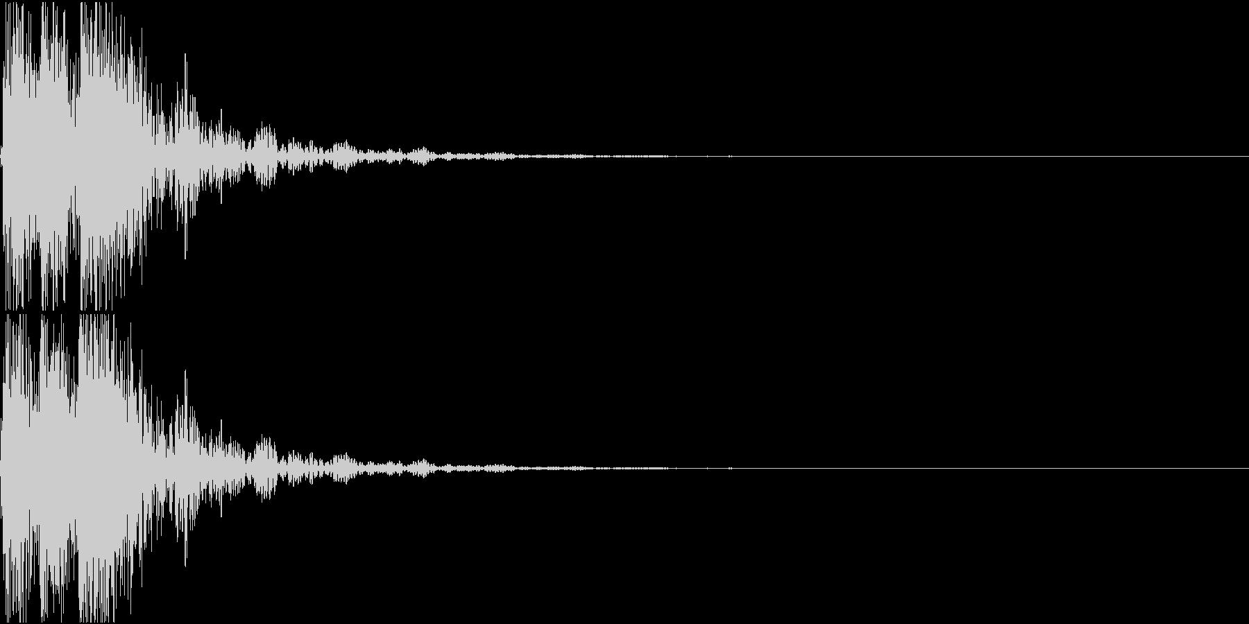 [[デレレン]] 和太鼓、箏、三味線の未再生の波形