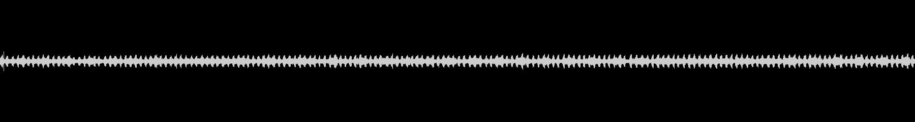 虫の鳴き声3の未再生の波形