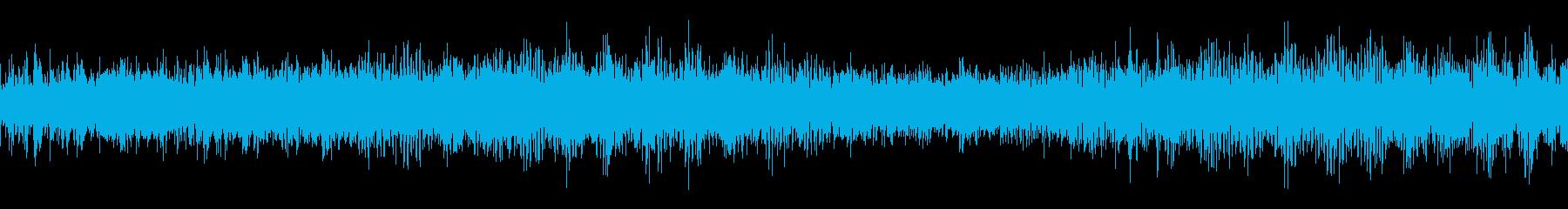予感 不安 ミステリー 劇伴(ループ)の再生済みの波形