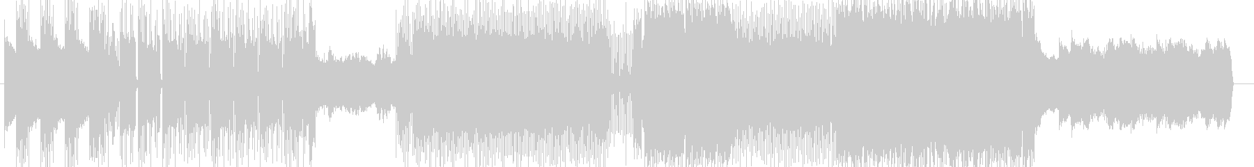 「HR/HM」「DARK系」BGM19の未再生の波形