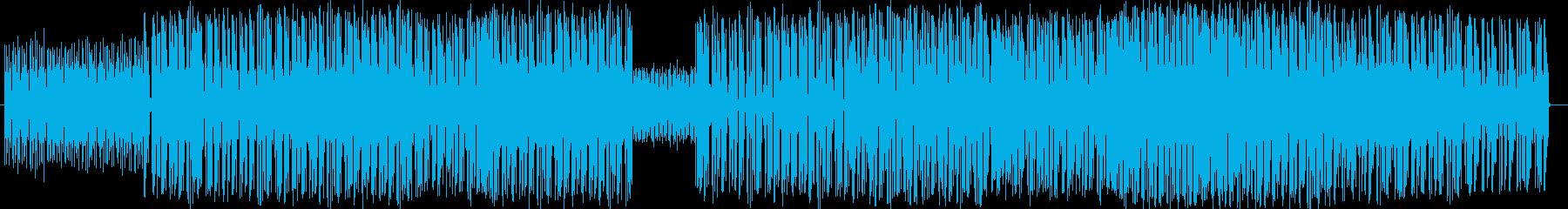 和製ヒップホップの再生済みの波形