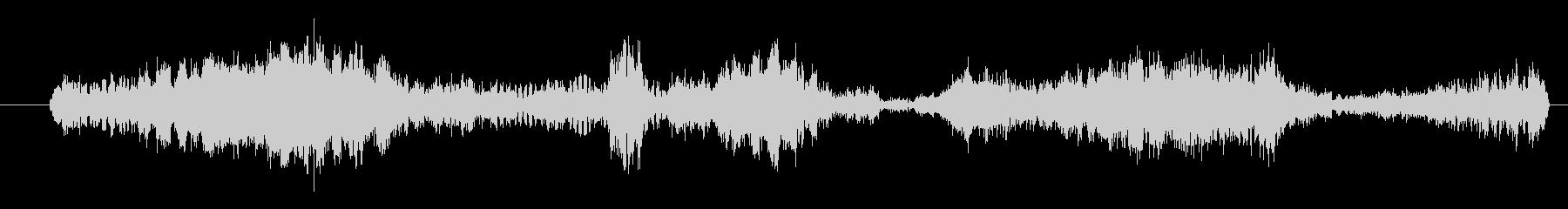 イメージ クレイジートーク04の未再生の波形