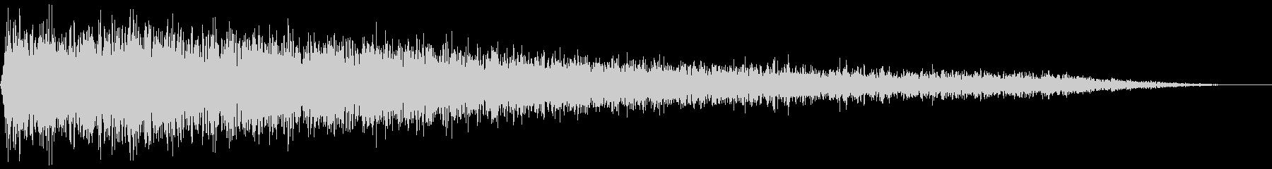 【ダーク】ホラー・サウンドスケイプ_05の未再生の波形