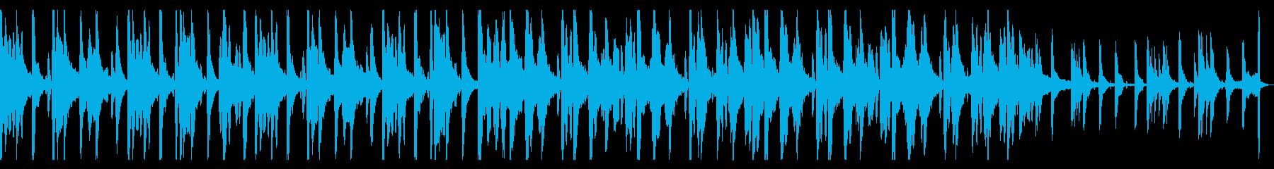 のほほんファンシー kawaii BGMの再生済みの波形