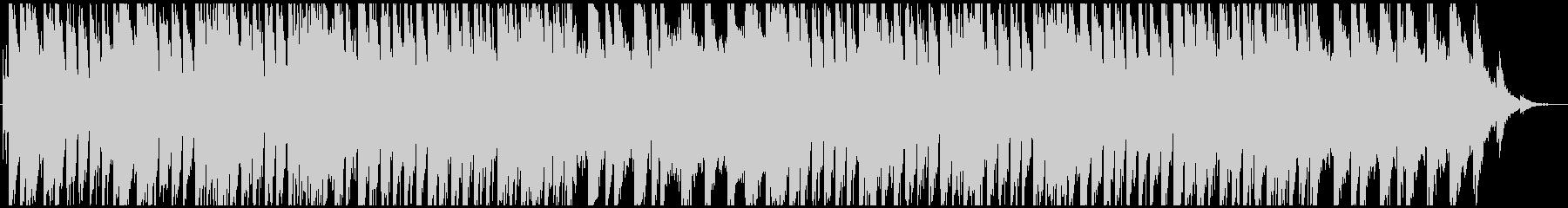 しっとり、ゆったり、琴が奏でる和風BGMの未再生の波形