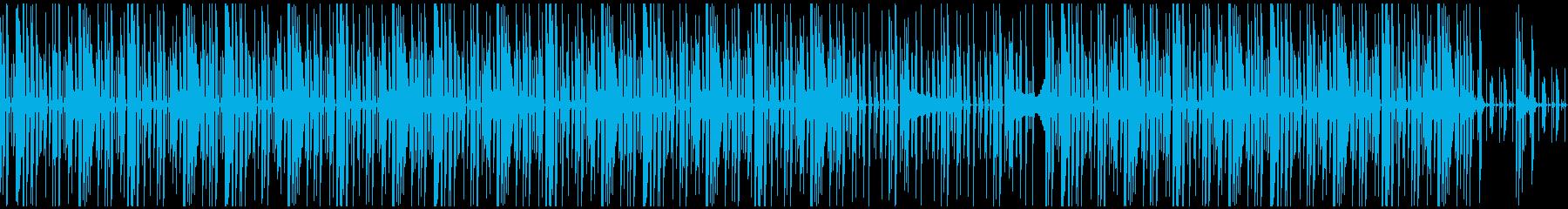 【ミニマル】ニュースB・報道・ループの再生済みの波形