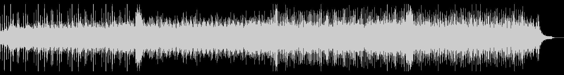 ダークなアンビエントIDMの未再生の波形