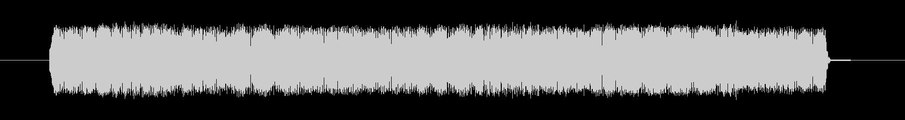 ゲーム アーケードレース01の未再生の波形
