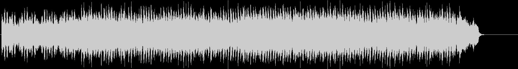 さびしい しっとり  ほのぼのの未再生の波形