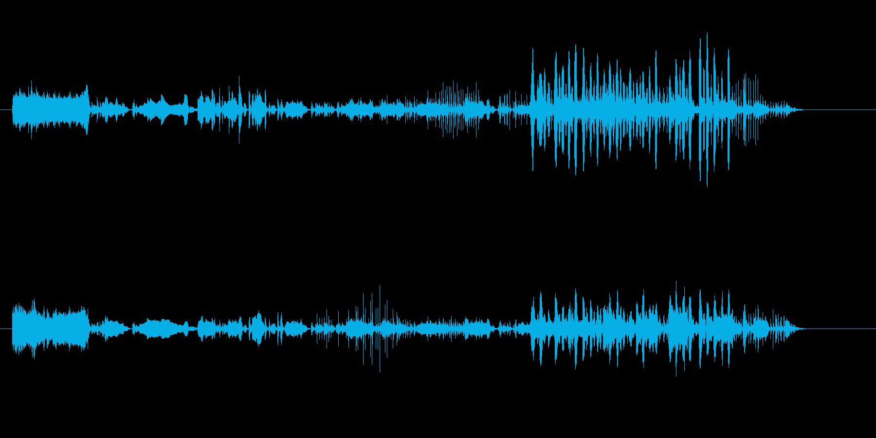 ホーンパーティーノイズメーカー-パ...の再生済みの波形