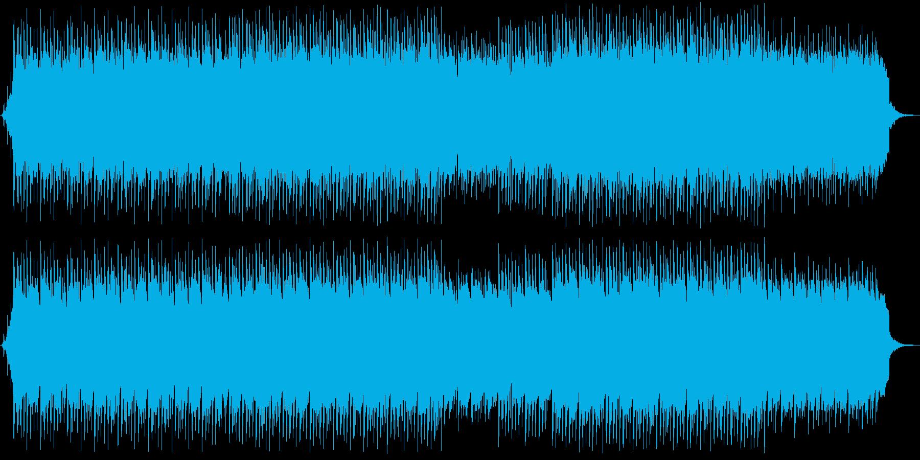 ティーン アクティブ 明るい ロマ...の再生済みの波形