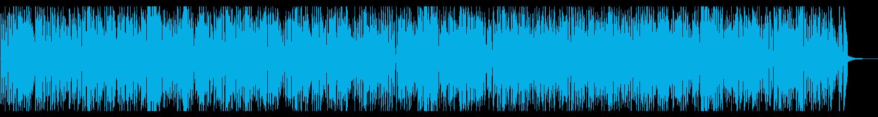 まぬけで能天気 コミカル 日常 ギャグ の再生済みの波形