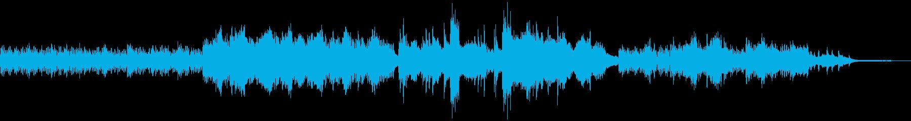 「ユートピア」 ピアノとチェロのためのの再生済みの波形