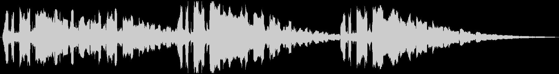 シーケンス ダークフューチャージャズ01の未再生の波形