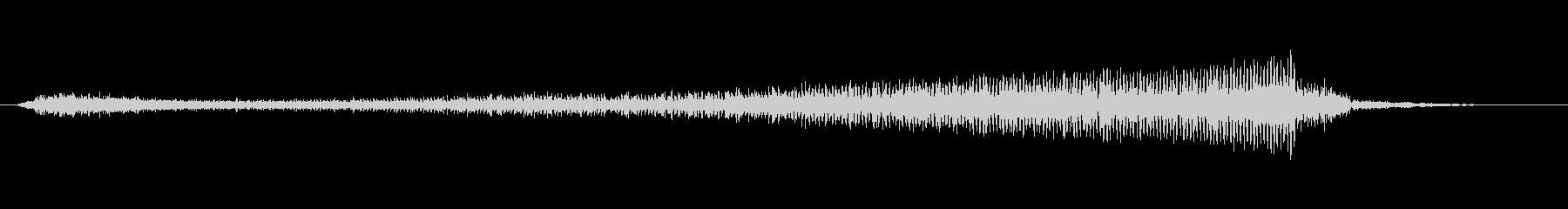 上昇 ヒスクリークベース01の未再生の波形