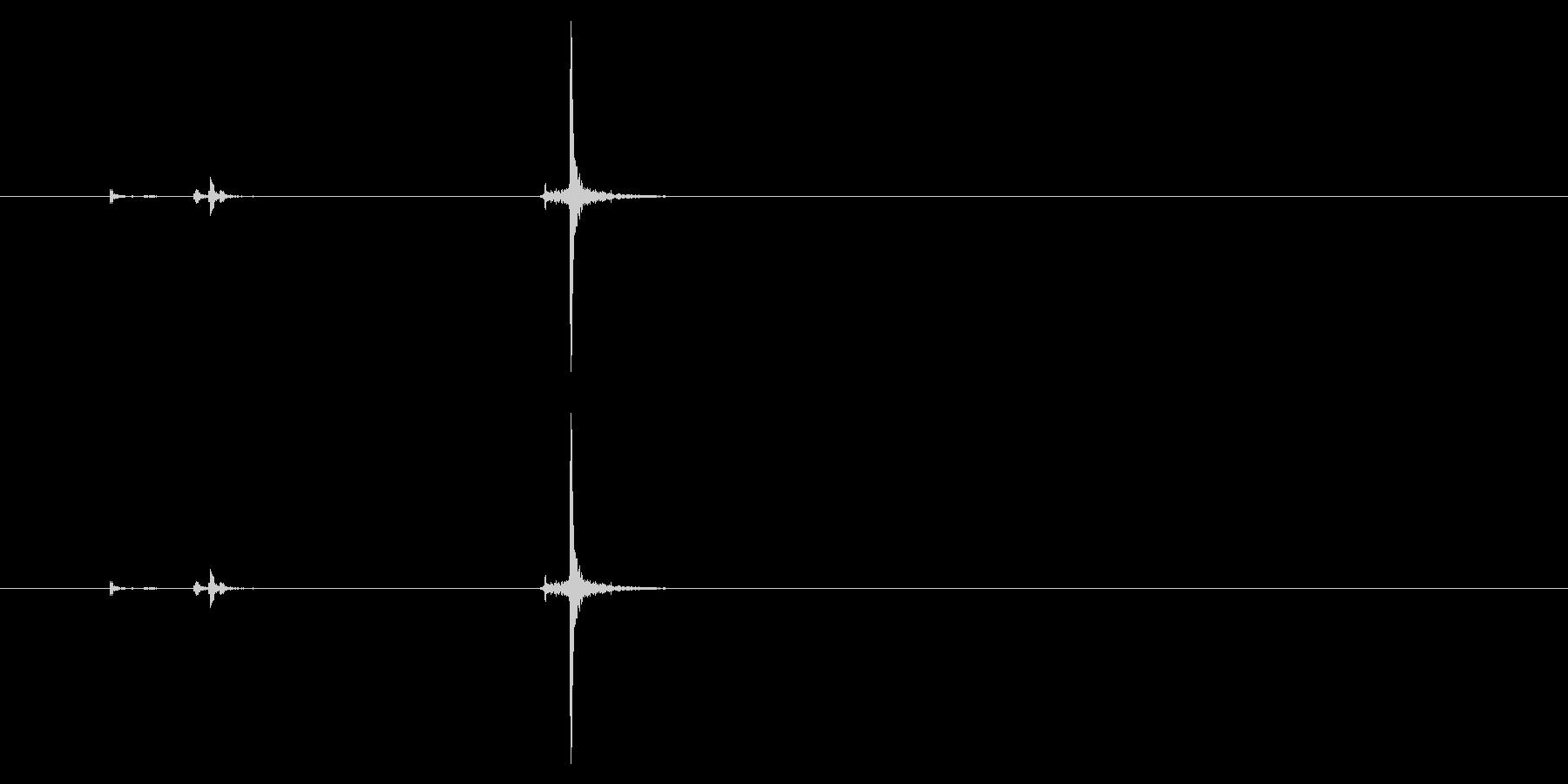 PC ハードウェア01-01(USB 挿の未再生の波形