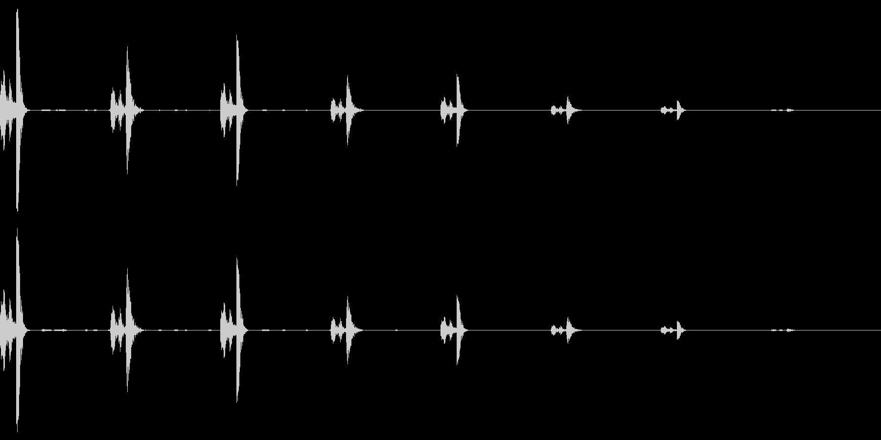 時計、タイマー、ストップウォッチ_B_6の未再生の波形