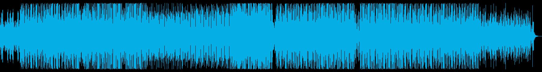 フュージョン ジャズ 移動 ピアノ...の再生済みの波形