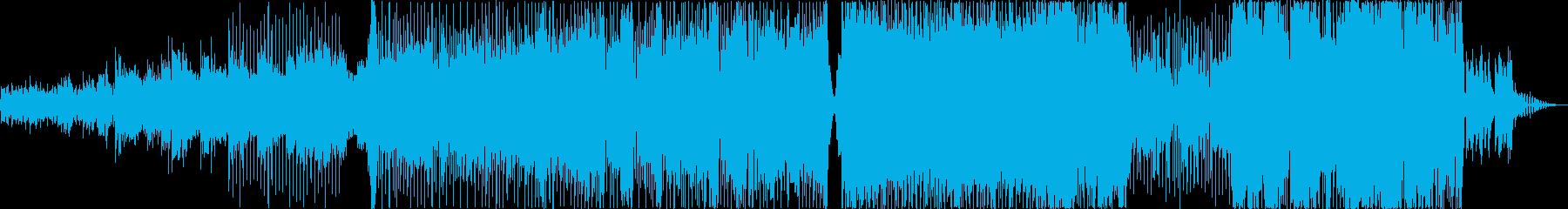 爽やか系ポップ_メロ抜きステム版の再生済みの波形