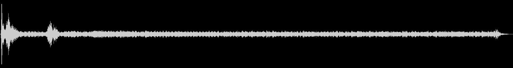 ピックアップトラック:スタート、ア...の未再生の波形