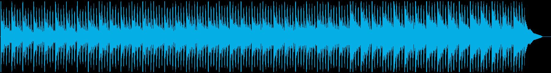 企業VPに!近未来でモダンな透明ハウスMの再生済みの波形