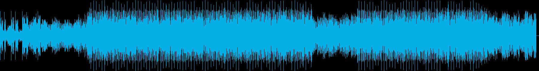 bpm100 ボコーダーEDMエレクトロの再生済みの波形