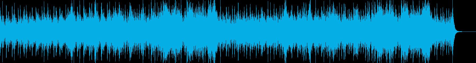 CMや映像/爽やかでポップなオーケストラの再生済みの波形