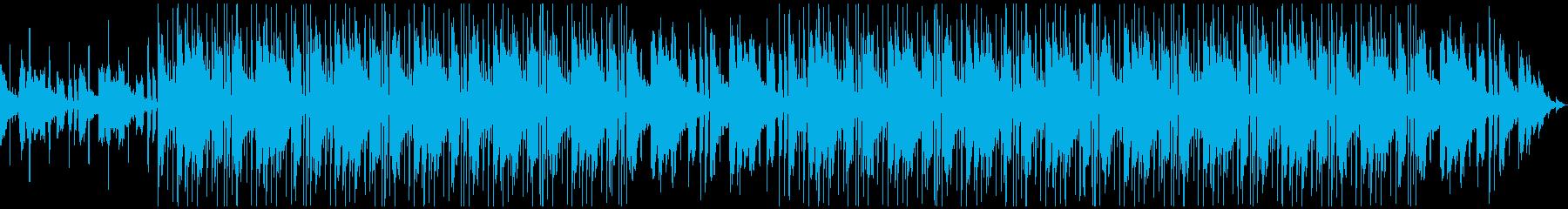 オシャレ アーバン R&B Chillの再生済みの波形