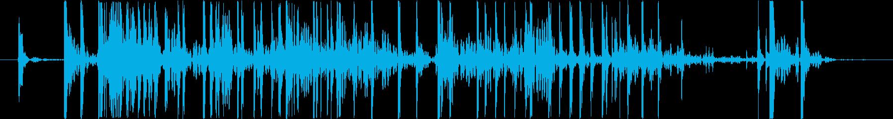 メカニカル Mechanics L...の再生済みの波形