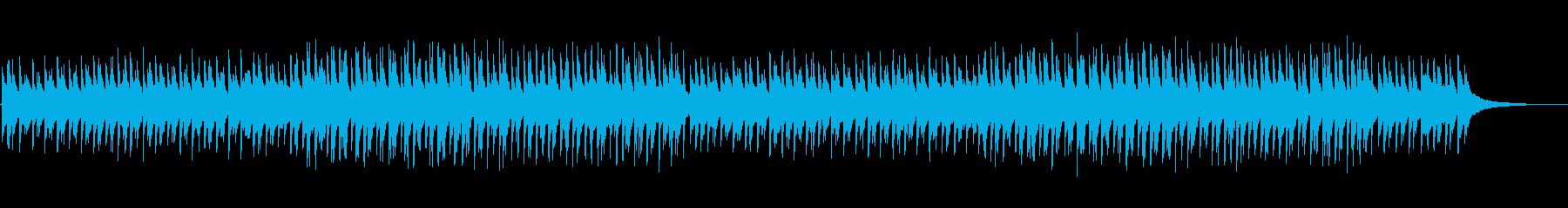 【ドラム無】ほのぼのしたアコースティックの再生済みの波形