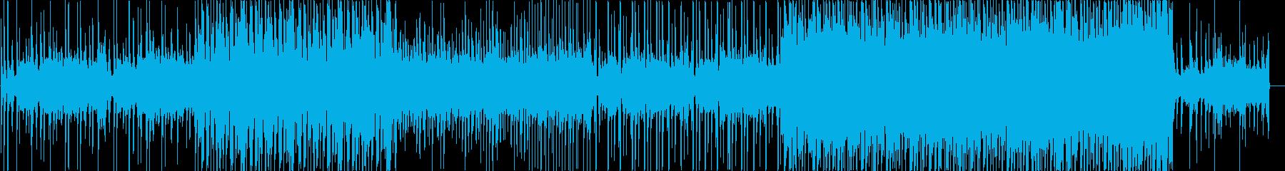 三味線、和風、エレクトロ、凛、モダン1の再生済みの波形