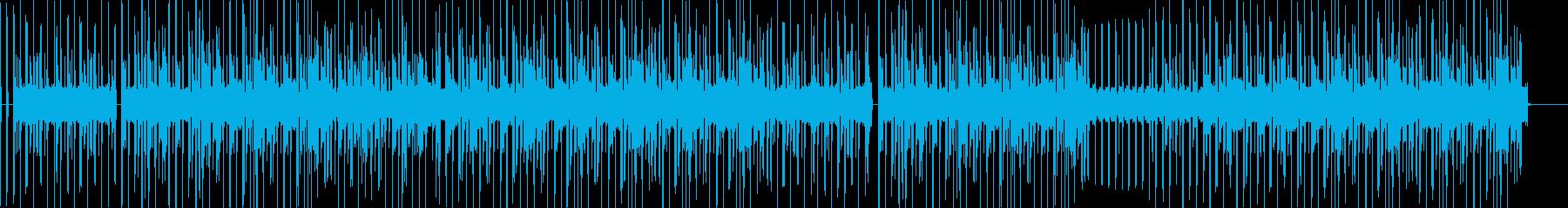 Lo-fi Hip Hopの再生済みの波形