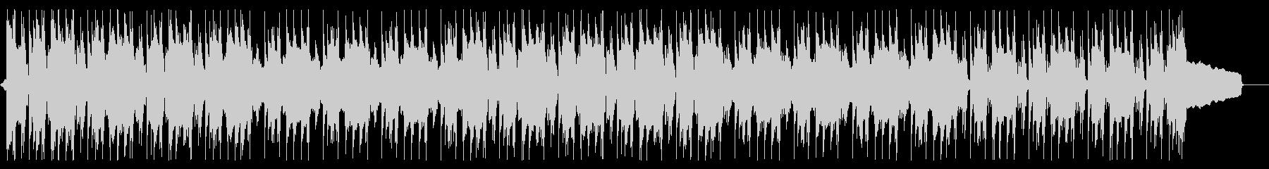ジングル、CM ギターリフが激しいロックの未再生の波形