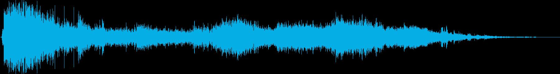 自動クラッシュ:Ext:ストアウィ...の再生済みの波形