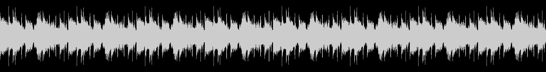 軌道ループ2の未再生の波形
