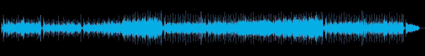 おとなのフュージョン(官能のギター)の再生済みの波形