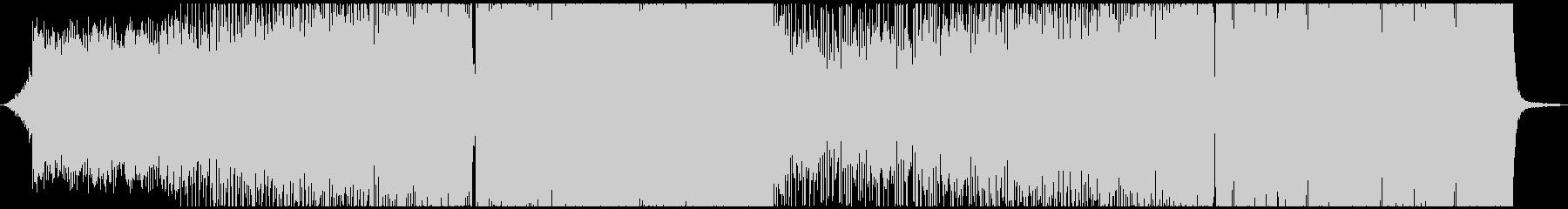 メロディックEDM・エレクトロの未再生の波形