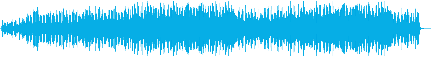 夏爽やかなアコギ・トロピカルサウンドの再生済みの波形
