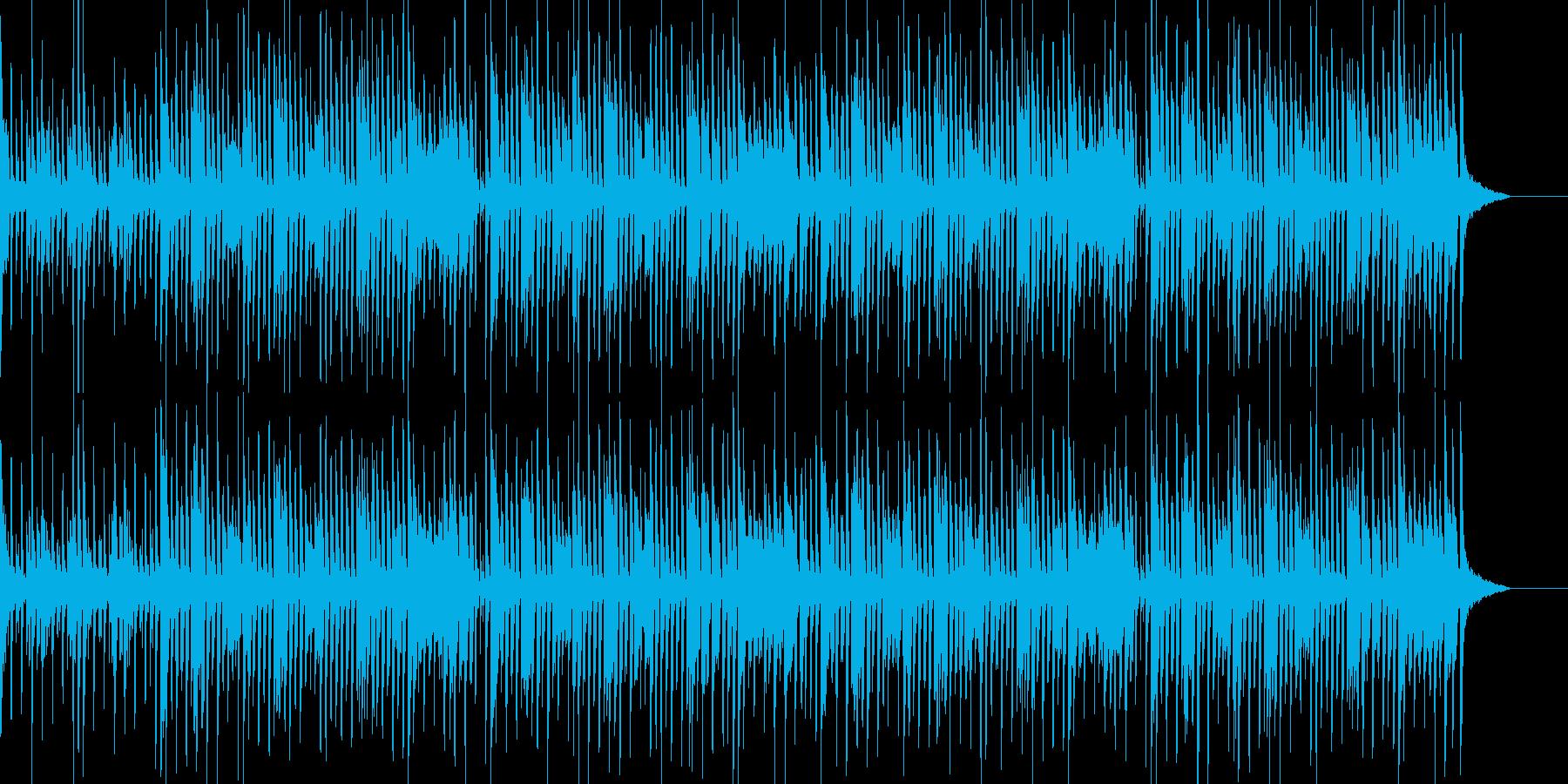軽快 かわいい 愉快 ゲーム BGMの再生済みの波形