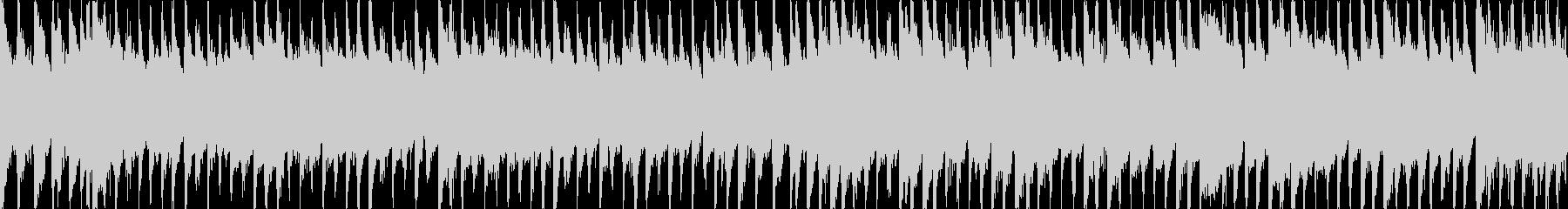 マンドリン、グロッケンシュピール、...の未再生の波形