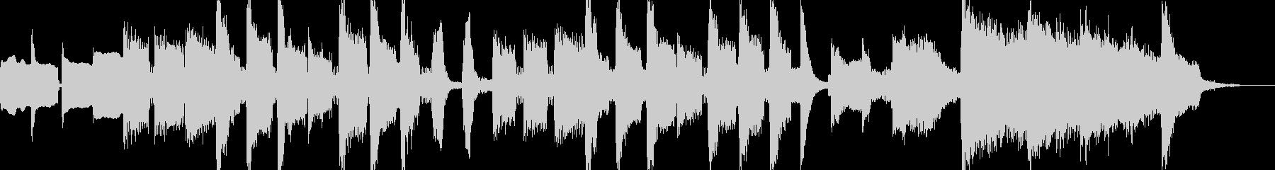 コミカルな15秒CM楽曲。の未再生の波形