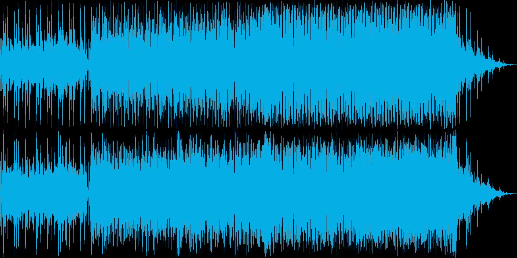 煌びやかな夜景をイメージした曲です。繰…の再生済みの波形