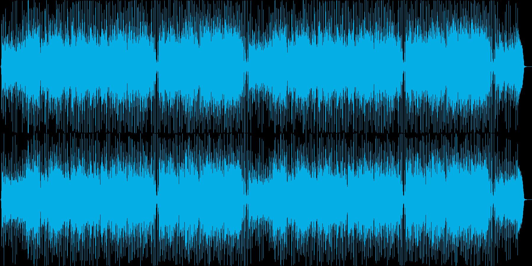Seasideの再生済みの波形