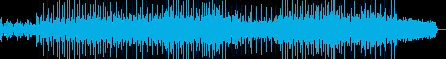 オープニング企業VPイベント-24の再生済みの波形