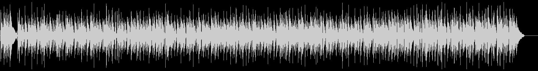 アダルトでムーディなピアノジャズの未再生の波形