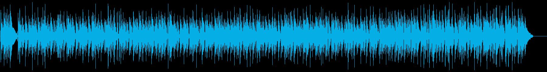アダルトでムーディなピアノジャズの再生済みの波形