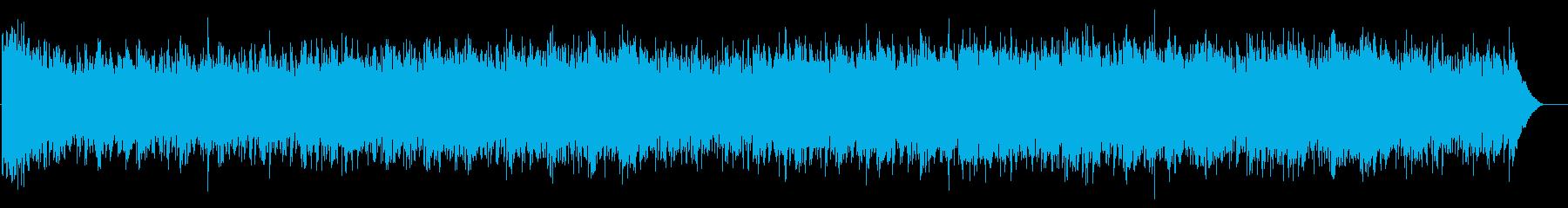 サスペンス、バイオレンスなどのBGMにの再生済みの波形