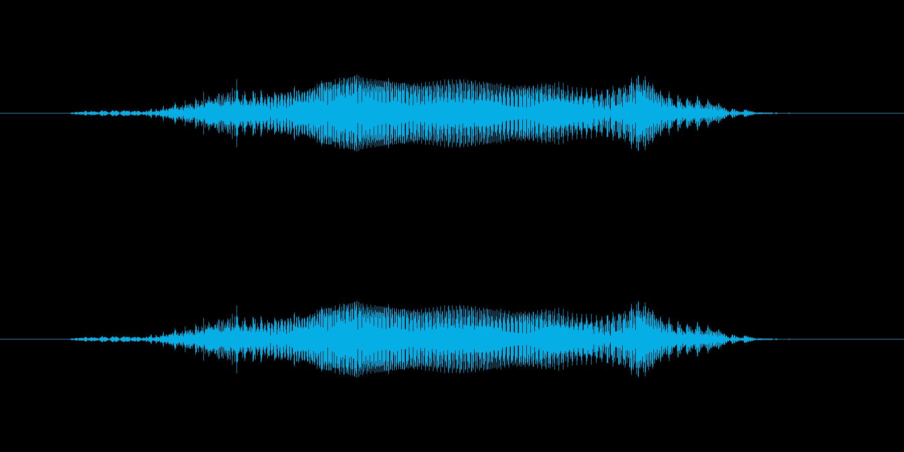 10(じゅう)-明るいトーンお兄さん風の再生済みの波形