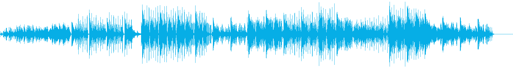 聴いたことないのに懐かしい!!浮遊感の…の再生済みの波形