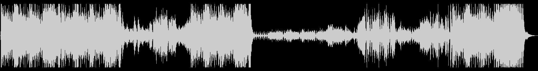 カルメンの前奏曲の未再生の波形